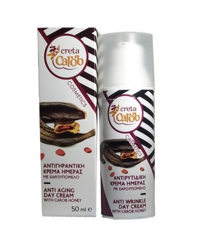 Anti Aging Day Cream With Carob Syrup 50ml