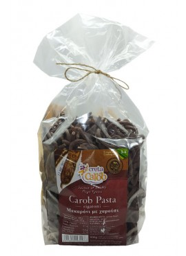 Carob Pasta Rigatoni 500gr