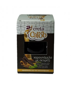 Syrup from Carob and Grape 120gr