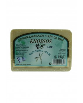 Olive Oil Soap Sage