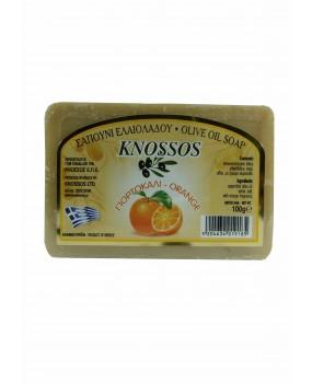 Olive Oil Soap Orange