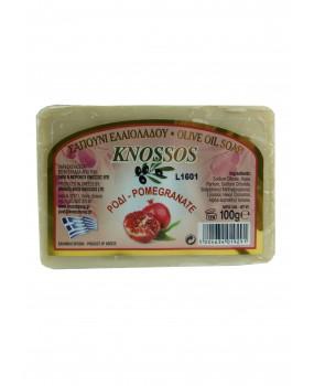 Olive Oil Soap Pomegranate