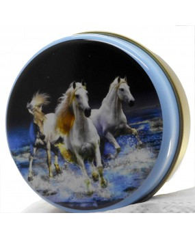 Natural Olive Oil Soap Horses 100gr