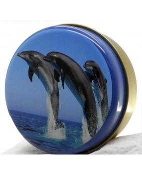 Natural Olive Oil Soap Dolphins 100gr