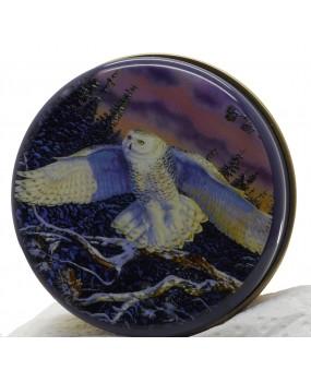 Natural Olive Oil Soap Owl 100gr