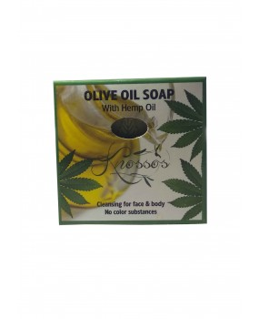 Olive Oil Soap with Hemp Oil 120gr