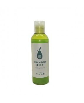 Shampoo 2 in 1 mit Avocado 200ml Lappa Avocado