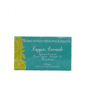 Natural Soap Face & Body 100gr