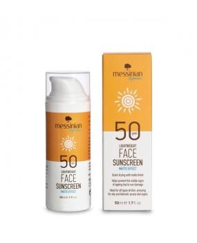 Face Sunscreen Spf50