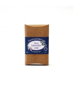 Olive Scented Soap Lavander