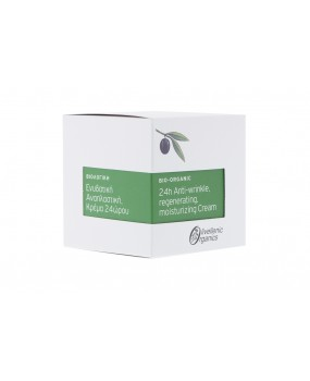 Bio Organic 24h Anti-wrinkle, Regenerating, Moisturizing Cream