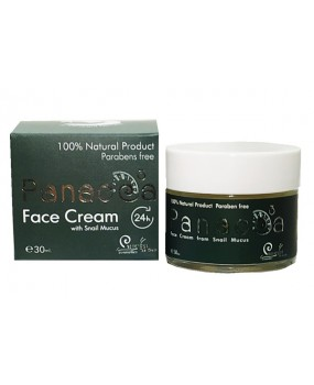 24h Face Cream with Snail Mucus 30ml