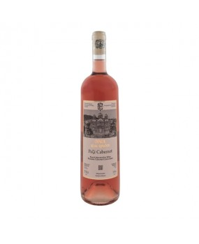 Cabernet Sauvignon Rose Dry Wine 750ml