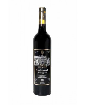 Cabernet Sauvignon Red Dry Wine 750ml