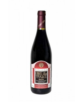 Merlot Red Dry Wine 750ml