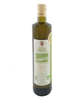 Organic Extra Virgin Olive Oil Dorica 750ml