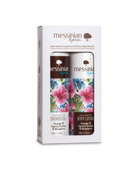 2 Pack Gift Set Orange & Vanilla Orchid & Blueberry