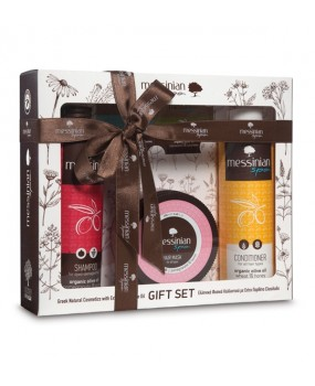 Gift Set Hair Care  messinian spa