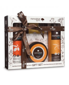 Gift Set Orange & Levander No6