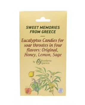 Eucalyptus Candies for soar throates