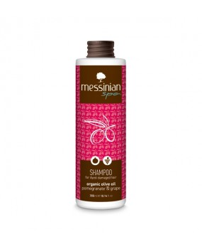Shampoo for Dyed-Damaged Hair Pomegranate & Grape