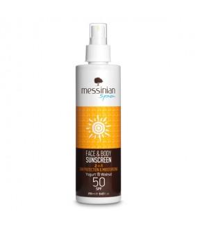 Face & Body Sunscreen Yogurt & Walnut Spf50