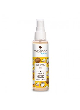 Hair & Body Mist Coconut & Heliotrope & Vanilla