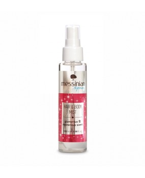 Hair & Body Mist Glamorous & Μysterious scent
