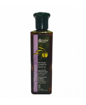 Olive Shampoo for Frequent Use