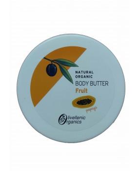 Body Butter Fruit